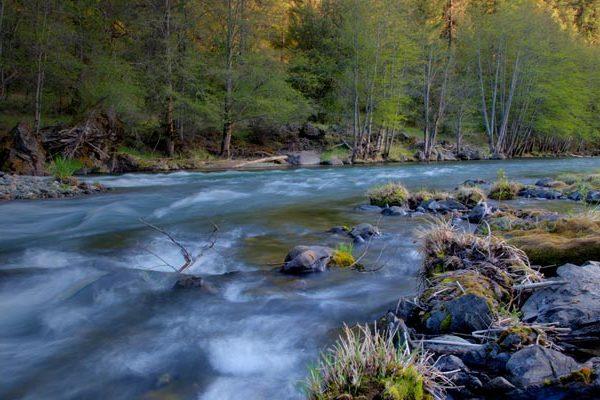 Trinity River Restoration Plan