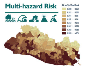 The natural hazard risk analysis