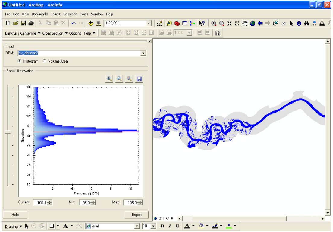 River Bathymetry Toolkit (RBT) - ESSA